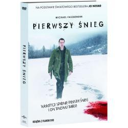 PIERWSZY ŚNIEG KSIĄŻKA + DVD PL
