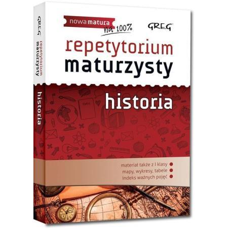 HISTORIA REPETYTORIUM MATURZYSTY Agnieszka Kręc, Jerzy Noskowiak, Beata Zapiór