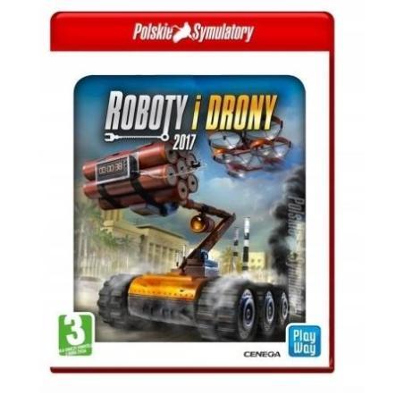 ROBOTY I DRONY 2017 PC DVDROM PL