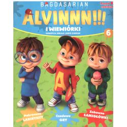 ALVINNN!!! I WIEWIÓRKI 6 POKRĘCONE LABIRYNTY CZADOWE GRY ZABAWNE ŁAMIGŁÓWKI