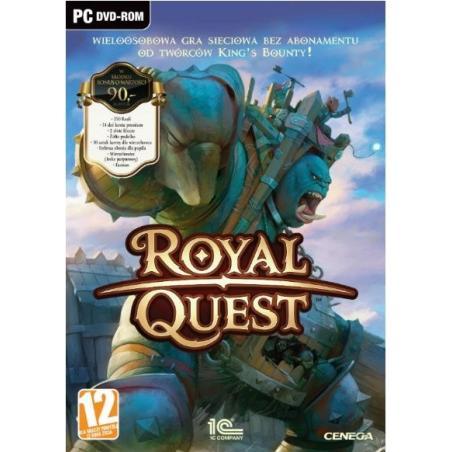 ROYAL QUEST PAKIET STARTOWY GRA PC PL