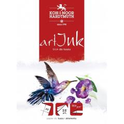 BLOK DO TUSZU ART. INK A5 25 KARTEK