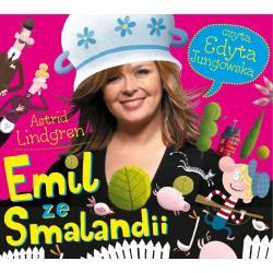 EMIL ZE SMALANDII AUDIOBOOK CD MP3 PL
