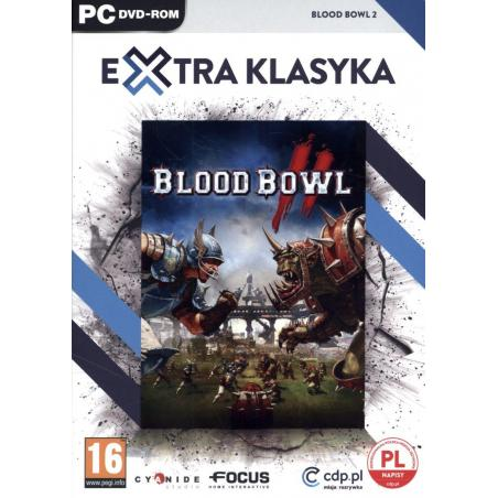 BLOOD BOWL II PC DVDROM PL