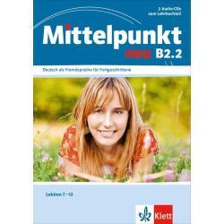 MITTELPUNKT NEU B2.2  PODRĘCZNIK Z ĆWICZENIAMI + CD