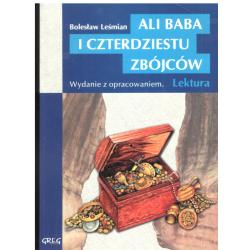 ALI BABA I CZTERDZIESTU ROZBÓJNIKÓW Bolesław Leśmian