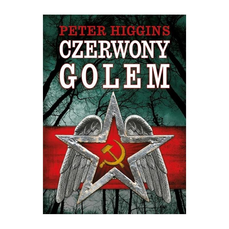CZERWONY GOLEM Peter Higgins