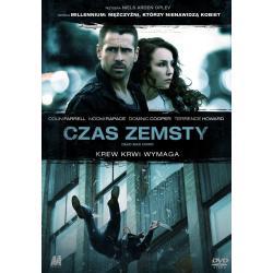 CZAS ZEMSTY DVD PL