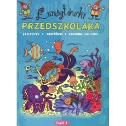 ŁAMIGŁÓWKI PRZEDSZKOLAKA Agnieszka Bator, Anna Podgórska, Renata Wiącek