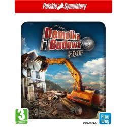 BUDOWA I DEMOLKA 2017 PC DVDROM PL