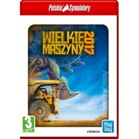 WIELKIE MASZYNY 2017 PC DVDROM PL