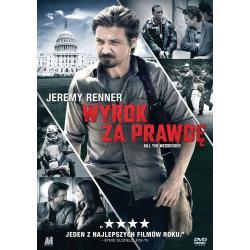 WYROK ZA PRAWDĘ DVD PL