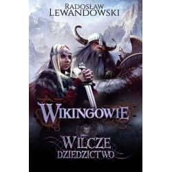 WIKINGOWIE WILCZE DZIEDZICTWO Radosław Lewandowski