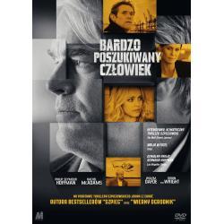 BARDZO POSZUKIWANY CZŁOWIEK KSIĄŻKA + DVD PL