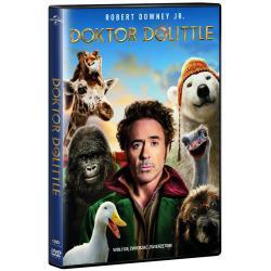 DOKTOR DOLITTLE DVD PL