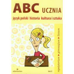 ABC UCZNIA JĘZYK POLSKI HISTORIA KULTURA I SZTUKA Witold Mizerski