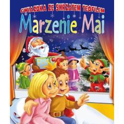 GWIAZDKA ZE SKRZATEM TEOFILEM MARZENIE MAI 1+ Agnieszka  Nożyńska-Demianiuk