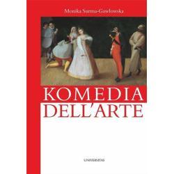 KOMEDIA DELL'ARTE Monika Surma-Gawłowska