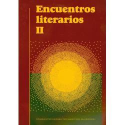 ENCUENTROS LITERARIOS 2