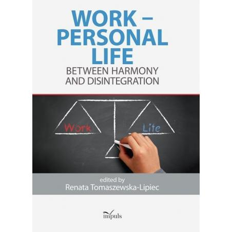 WORK - PERSONAL - LIFE Renata Tomaszewska-Lipiec