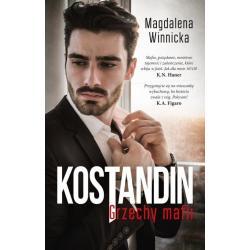 KOSTANDIN GRZECHY MAFII Magdalena Winnicka