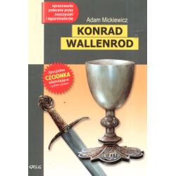 KONRAD WALLENROD LEKTURA Z OPRACOWANIEM Adam Mickiewicz