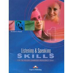 LISTENING & SPEAKING SKILLS 1 PODRĘCZNIK Virginia Evans, Sally Scott
