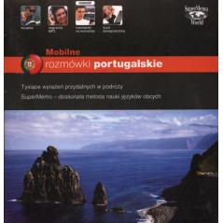 MOBILNE ROZMÓWKI PORTUGALSKIE + CD