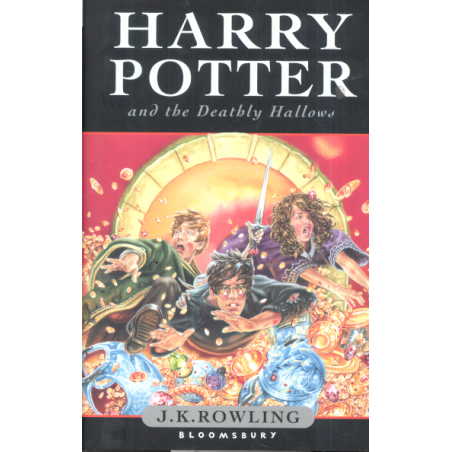 HARRY POTTER AND THE DEATHLY HALLOWS J. K. Rowling