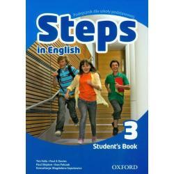 JĘZYK ANGIELSKI STEPS IN ENGLISH 3 PODRĘCZNIK Paul Shipton, Tim Falla, Paul Davies, Ewa Palczak