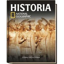 HISTORIA NATIONAL GEOGRAPHIC CESARSTWO RZYMSKIE