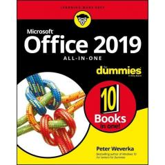 OFFICE 2019 ALL-IN-ONE FOR DUMMIES Peter Weverka