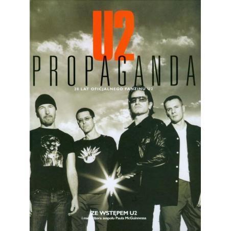 U2 PROPAGANDA 20 LAT OFICJALNEGO FANZINU U2
