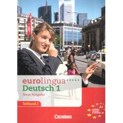 EUROLINGUA DEUTSCH NEU 1  KB/AB P. D. James