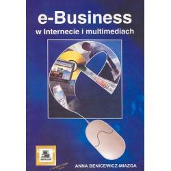E-BUSINESS W INTERNECIE I MULTIMEDIACH Anna Benicewicz-Miazga