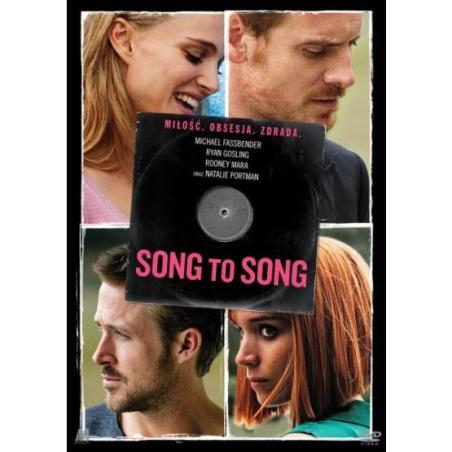 SONG TO SONG KSIĄŻKA + DVD PL