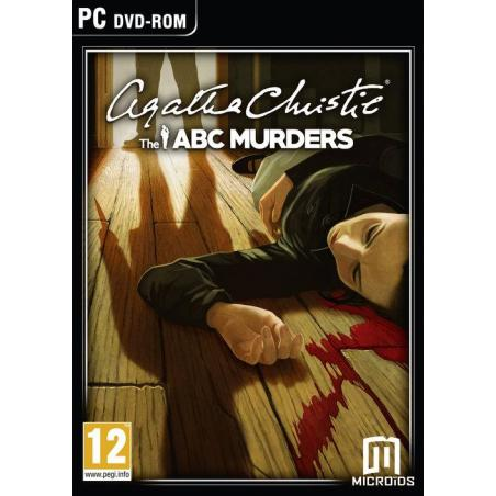 AGATHA CHRISTIE THE ABC MURDERS PC DVDROM PL