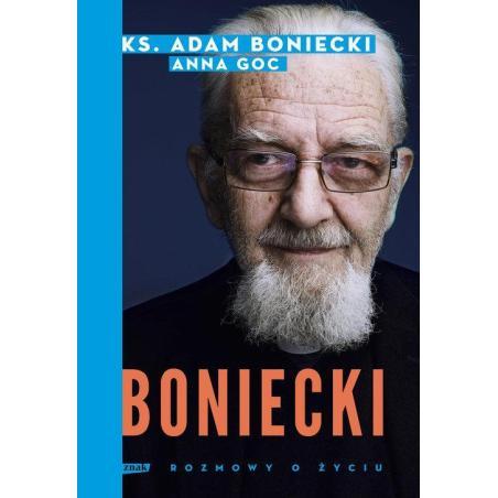 BONIECKI ROZMOWY O ŻYCIU Adam Boniecki