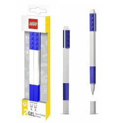 DŁUGOPIS ŻELOWY NIEBIESKI 2 SZT LEGO 51503