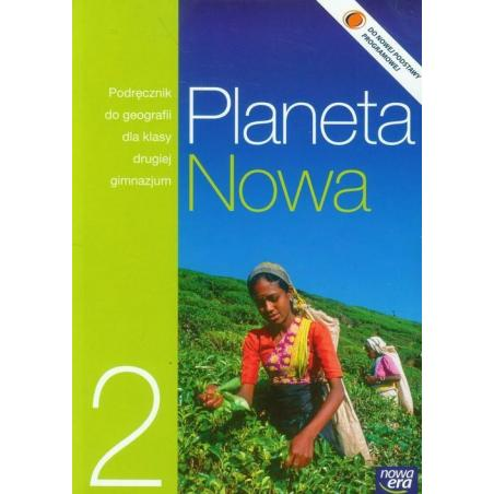 PLANETA NOWA 2 PODRĘCZNIK Mirosław Wójtowicz, Dawid Szczypiński