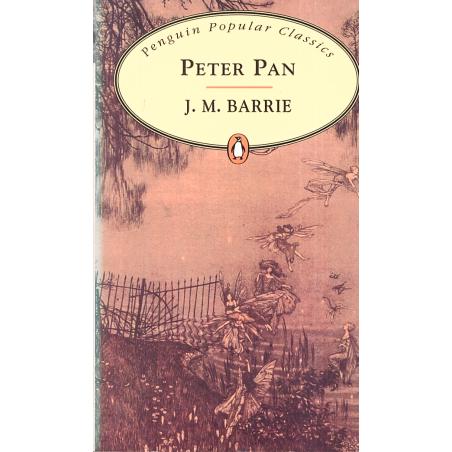 PETER PAN J. M. Barrie