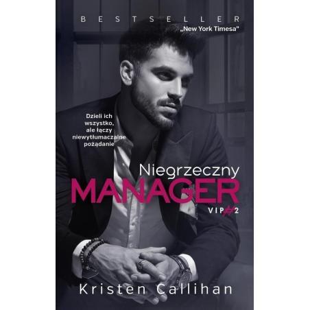 NIEGRZECZNY MANAGER Kristen Callihan