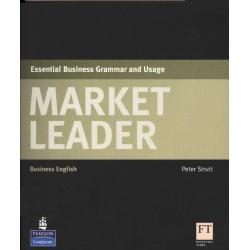 MARKET LEADER NEW ESSENTIAL BUSINESS GRAMMAR Peter Strutt