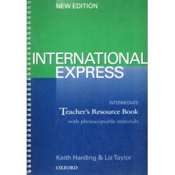 INTERNATIONAL EXPRESS NEW INTER PODRĘCZNIK NAUCZYCIELA Keith Harding, Liz Taylor