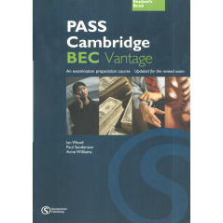 PASS CAMBRIDGE BEC VANTAGE PODRĘCZNIK Ian Wood, Anne Williams, Paul Sanderson