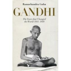 GANDHI 1914-1948 Ramachandra Guha