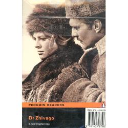 DR ZHIVAGO LEVEL 5 KSIĄŻKA + CD Boris Pasternak