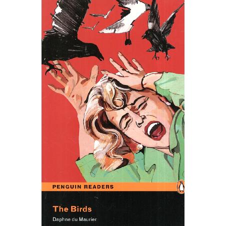 THE BIRDS KSIĄŻKA + CD LEVEL 2 Daphne du Maurier