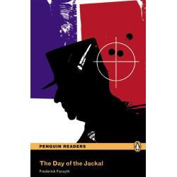 THE DAY OF THE JACKAL KSIĄŻKA + CD LEVEL 4 Frederick Forsyth
