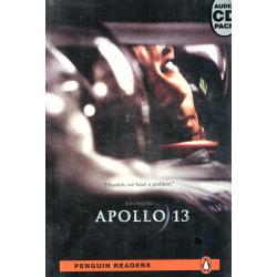 APOLLO 13 KSIĄŻKA + CD LEVEL 2